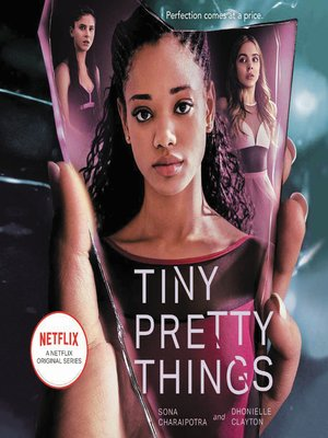 cover image of Tiny Pretty Things
