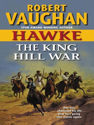 cover image of The King Hill War