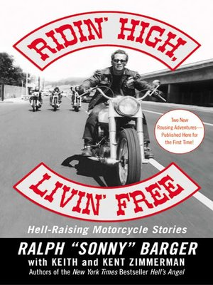 cover image of Ridin' High, Livin' Free