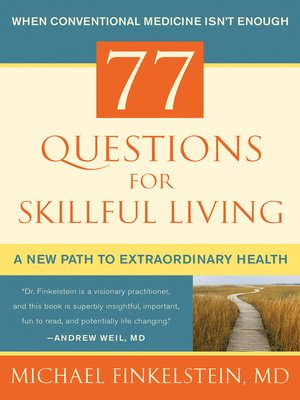 cover image of 77 Questions for Skillful Living