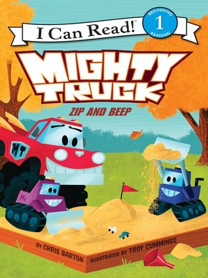 cover image of Mighty Truck