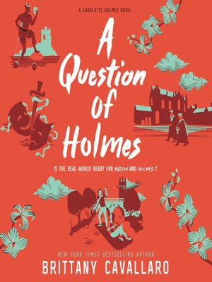 cover image of A Question of Holmes