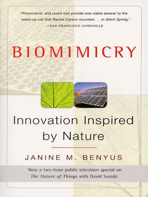cover image of Biomimicry
