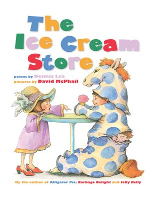cover image of The Ice Cream Store