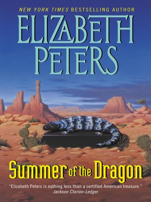 cover image of Summer of the Dragon