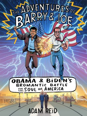 cover image of The Adventures of Barry & Joe