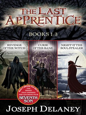 cover image of The Last Apprentice 3-Book Collection