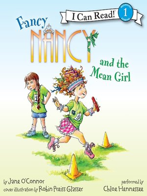 cover image of Fancy Nancy and the Mean Girl
