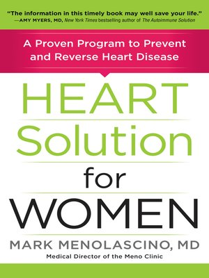 cover image of Heart Solution for Women