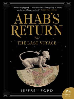 cover image of Ahab's Return