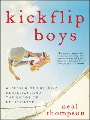 cover image of Kickflip Boys