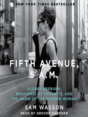 cover image of Fifth Avenue, 5 A.M.