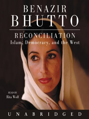 cover image of Reconciliation