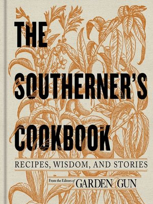 cover image of The Southerner's Cookbook