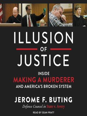 cover image of Illusion of Justice