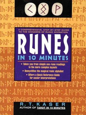 cover image of Runes in Ten Minutes
