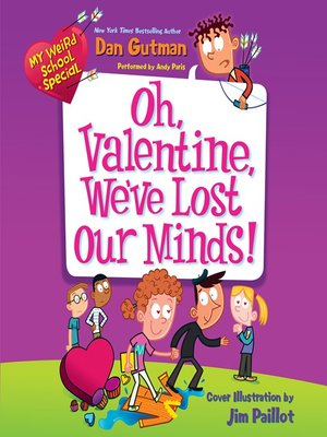 cover image of Oh, Valentine, We've Lost Our Minds!