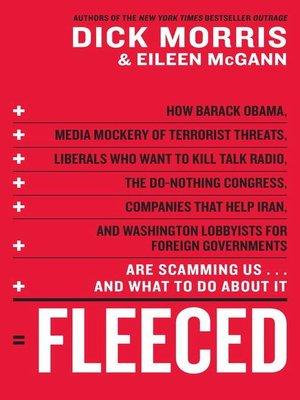cover image of Fleeced