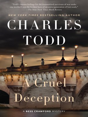 cover image of A Cruel Deception