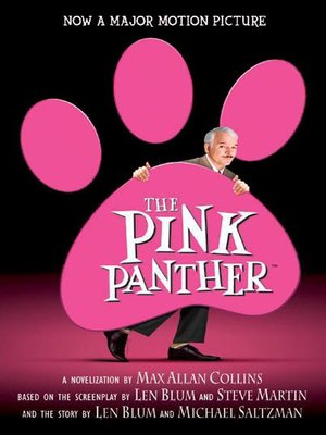 cover image of The Pink Panther