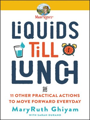 cover image of Liquids till Lunch