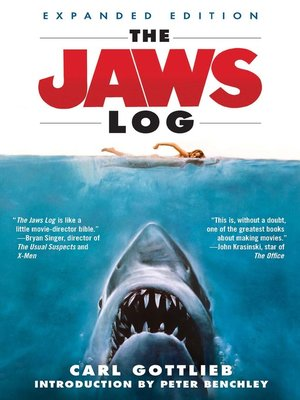 cover image of The Jaws Log