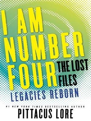 cover image of Legacies Reborn