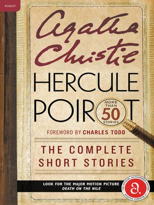 cover image of Hercule Poirot