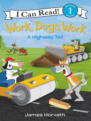 cover image of Work, Dogs, Work