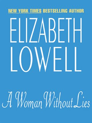cover image of A Woman Without Lies