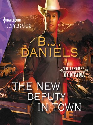 cover image of The New Deputy in Town