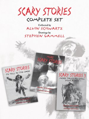 cover image of Scary Stories Complete Set