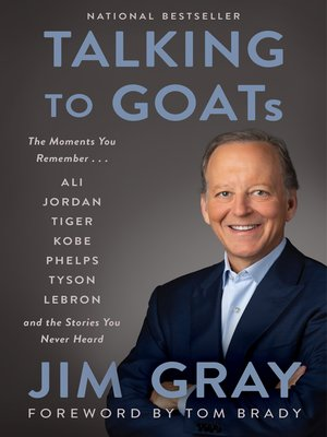 cover image of Talking to GOATs