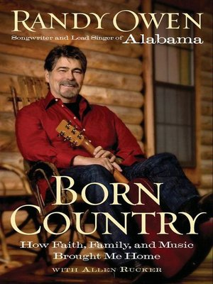 cover image of Born Country