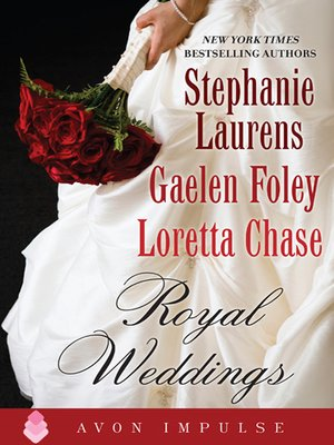 cover image of Royal Wedding Anthology