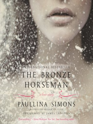 cover image of The Bronze Horseman