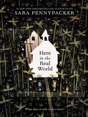 cover image of Here in the Real World