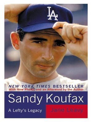 cover image of Sandy Koufax