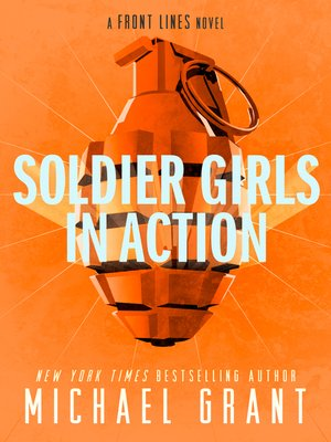 cover image of Soldier Girls in Action
