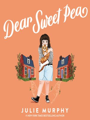 cover image of Dear Sweet Pea