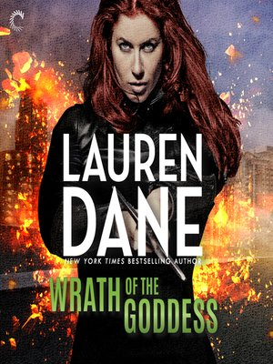 cover image of Wrath of the Goddess