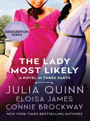 cover image of The Lady Most Likely...