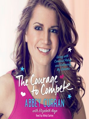 cover image of The Courage to Compete