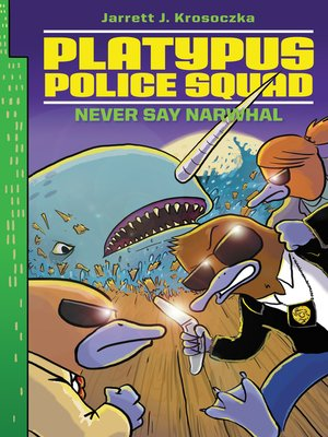 cover image of Never Say Narwhal