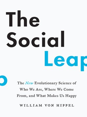 cover image of The Social Leap