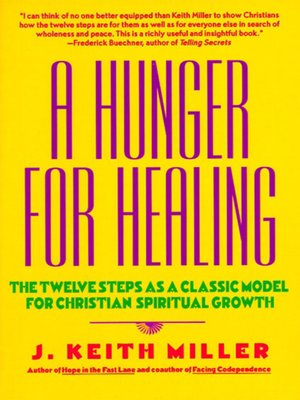 cover image of A Hunger for Healing