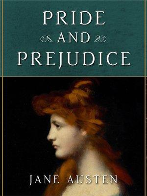 cover image of Pride and Prejudice