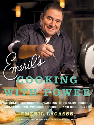 cover image of Emeril's Cooking with Power
