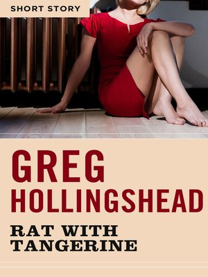 cover image of Rat With Tangerine