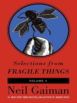 cover image of Selections from Fragile Things, Volume 4